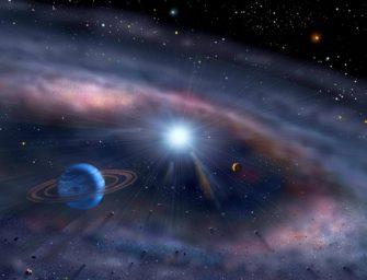 Поиски жизни во Вселенной