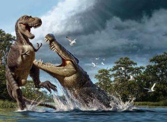 Хищники как двигатель прогресса (230-50 млн лет назад)