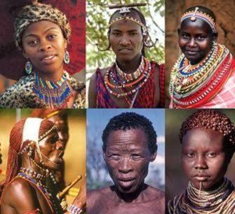 Как классифицировать языки Африки?
