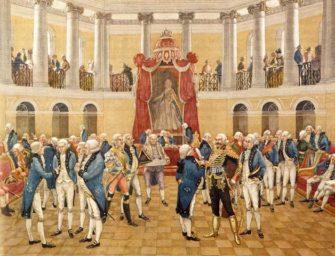 «На вечные времена и непоколебимо»: сословная политика Екатерины II