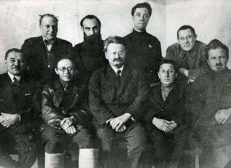 Троцкисты (левая оппозиция, большевики-ленинцы). Политическая борьба 20х гг. (продолжение)