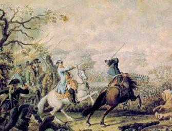 «Гром победы, раздавайся!» Внешняя политика Российской империи при Екатерине II