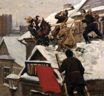 Курс «Две Российские Революции»
