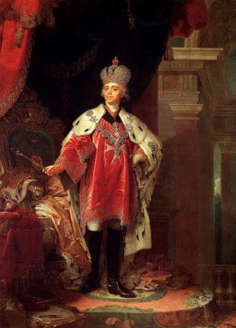 Русский Гамлет: жизнь и смерть императора Павла