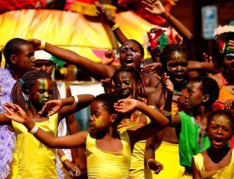 Жизнь европейских языков в Африке