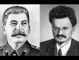 Борьба за власть в СССР 1920-х гг. Сталин против Троцкого