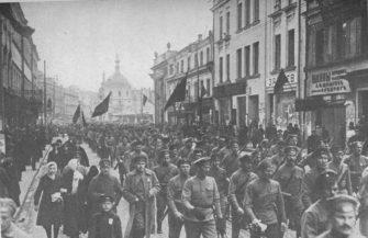 Некоторые итоги русской революции