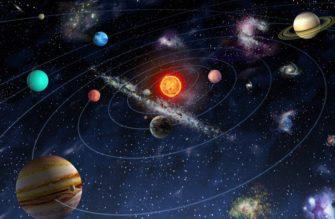 Наш космический дом