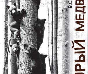 Книга «Бурый медведь» В.С.Пажетнова