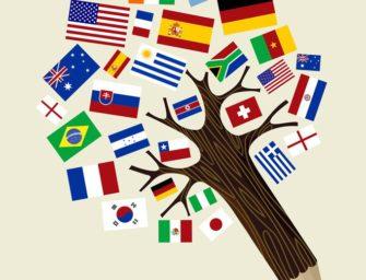 Языки для международного общения