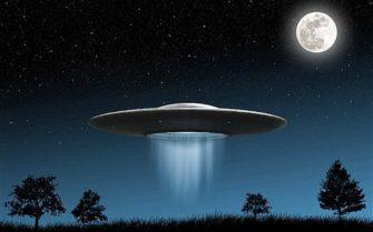 НЛО — «летающие тарелки»