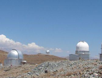 Великие обсерватории Чили
