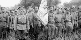 Навстречу новой Революции: Россия в Первой Мировой войне (лето 1914 — осень 1916)