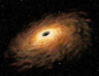 Эволюция массивных звезд и черные дыры