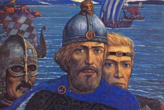 Возникновение древнерусского государства. «Норманская проблема» и первые Рюриковичи