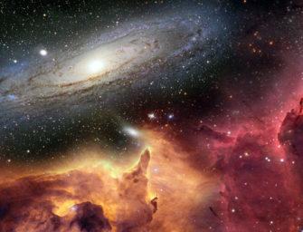 О Вселенной и темной материи