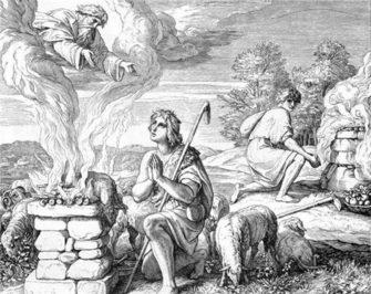 Притча о Каине и Авеле