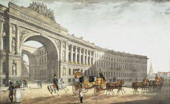 Внутренняя политика Александра I в 1815-1825 годах