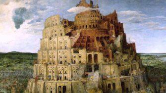 Притча о Вавилонской башне