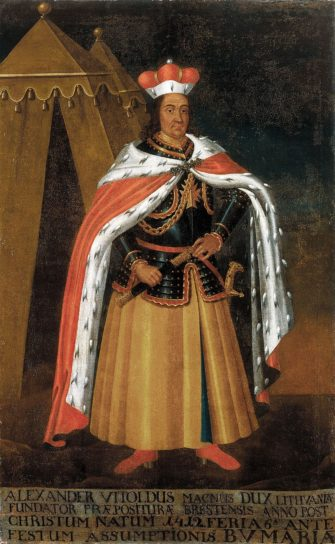Великое княжество Литовское и Русское: от Ягайлы и Витовта до Батория (1375-1596)