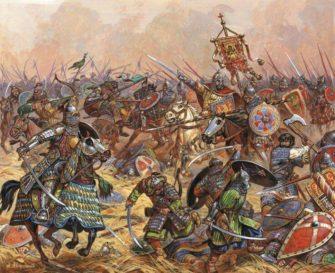 Становление Московской Руси: часть первая (1375-1462)
