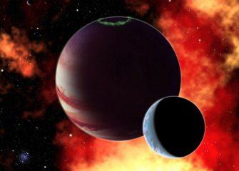 Экзолуны и образование планет