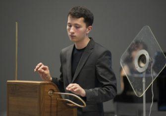 Музыка сфер: терменвокс и фортепиано