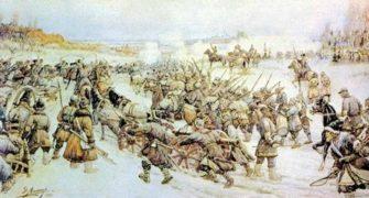 «Смутное время»: часть вторая. Василий Шуйский и Болотников (1606-1607)