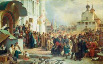 «Смутное время»: часть третья. Второй самозванец, шведская помощь и первое земское ополчение (1608-1611)