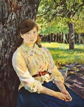 Искусство России конца XIX века