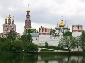 Курс «Москва. Город как произведение»