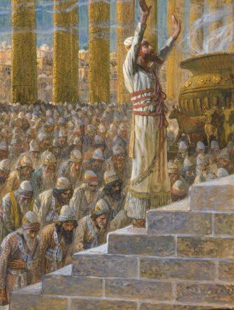 Правление Соломона