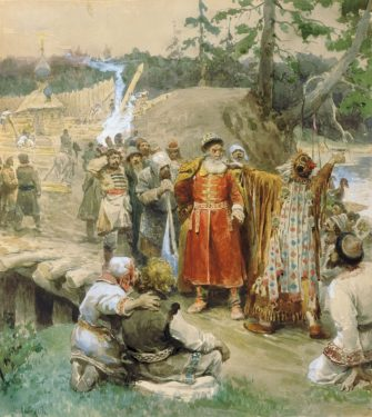 Внешняя политика Московской Руси в 1618-1676 годах. Восток и юг