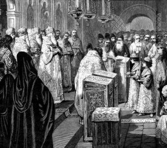 Время выбора. Милославские на троне Москвы. Упущенные возможности и нарышкинская реакция (1676-1689)