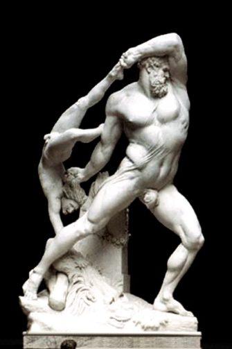 Геракл: безумный защитник