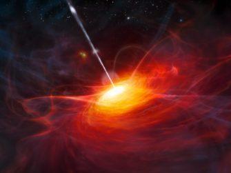 Самые далекие объекты Вселенной