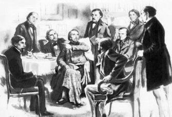 Великий спор: западники и славянофилы о прошлом, настоящем и будущем России