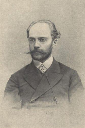 Константин Случевский, или Поэтика диссонанса (1837 – 1904)