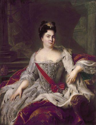 Эпоха дворцовых переворотов и эволюция самодержавия: часть первая (1725-1730)