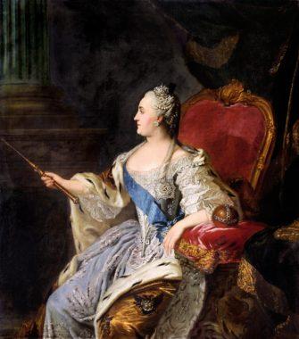 Эпоха дворцовых переворотов и эволюция самодержавия: часть третья (1742-1762)