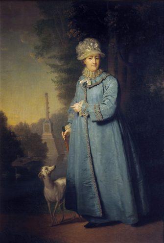 Социально-экономическое и политическое развитие России в 1725-1796 годах. Эпоха Екатерины II