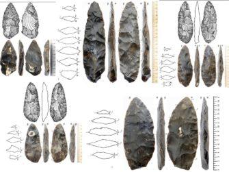 «Каменные орудия неандертальцев» в СПб