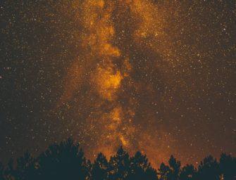 Рождение звёздного неба