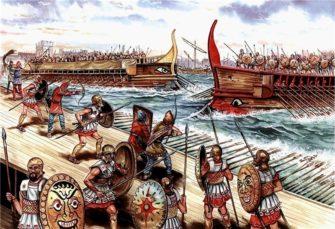 Как санкции привели к войне в Древней Греции