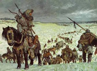 Аланы в раннем Средневековье