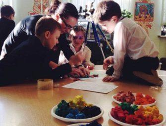 МультиСтудия (школа анимации) с Евгением Генриховичем Кабаковым и Дашей Барановой