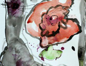 Студия живописи с Аней Рахимбердиевой