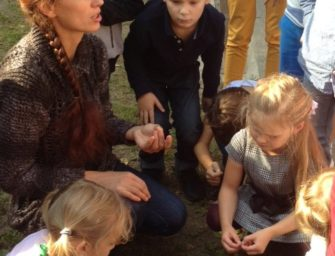 Семейная научная студия с Яной Володкович