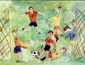 Футбол с Алексеем Орловым