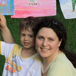 Цикл семейных занятий «Игры и игрушки» с Анной Кульчинской
